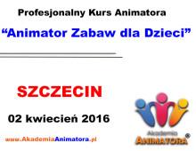 Szkolenie Animatorów Szczecin – 02.04.2016