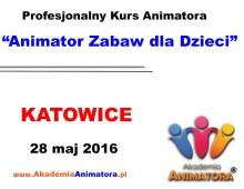 Szkolenie Animatorów Katowice – 28.05.2016