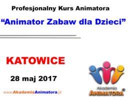 Szkolenie Animatorów Katowice – 28.05.2017
